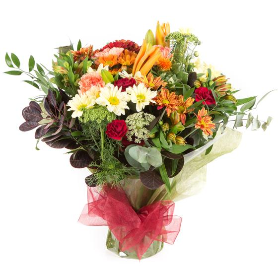 Autumnal Glow All About Flowers Florist Swindon