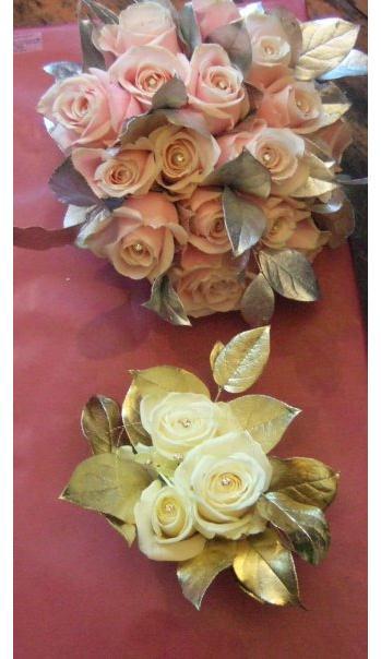 Rose Wedding Flower Package