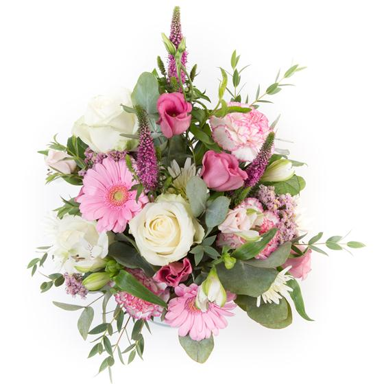 Pretty In Pink All About Flowers Florist Swindon