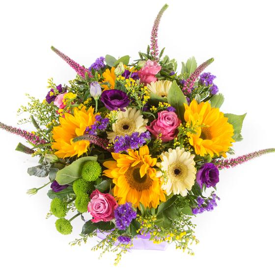 Summer Days All About Flowers Florist Swindon