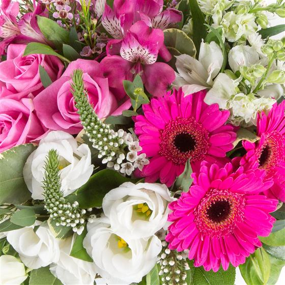 Blush All About Flowers Florist Swindon