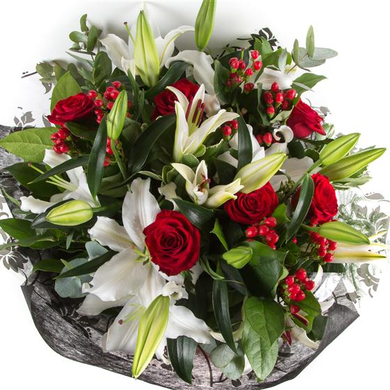 Red Scentsation All About Flowers Florist Swindon